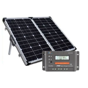 100W Solarmodul