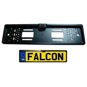 Europäische nummernschild-kamera