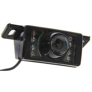 Kleine Nummernschild-Kamera