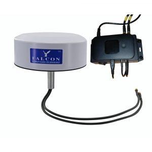 Falcon EVO 4G Mobiles Breitband-Internet mit MiMo-Dachantenne für Wohnmobile und Wohnwagen